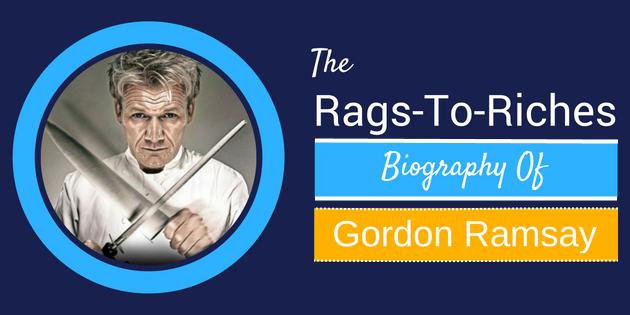 Gordon Ramsay biography