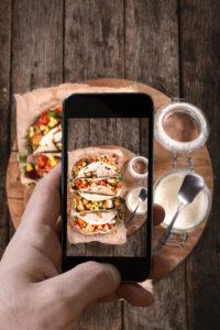 Digital dinner date
