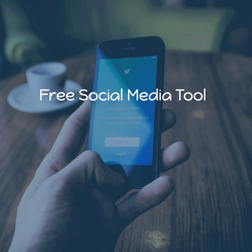 Free Social Media Tool